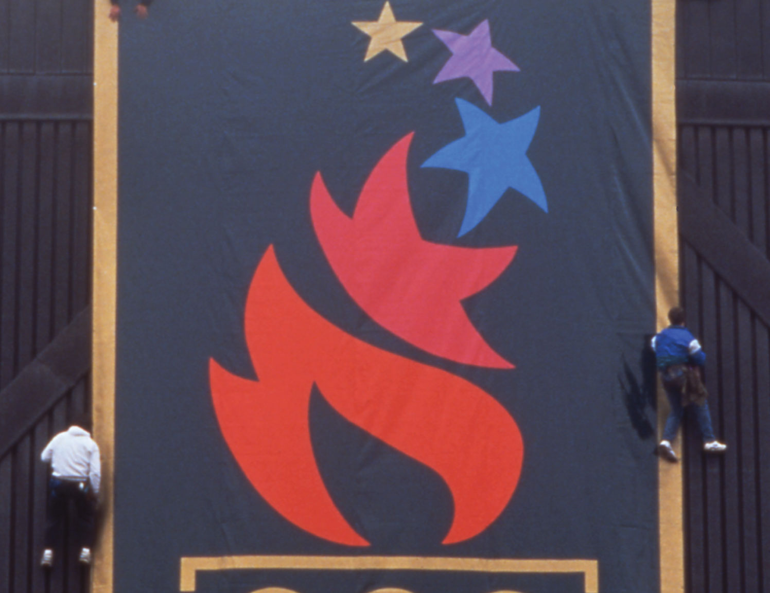 atlanta olympic logo example