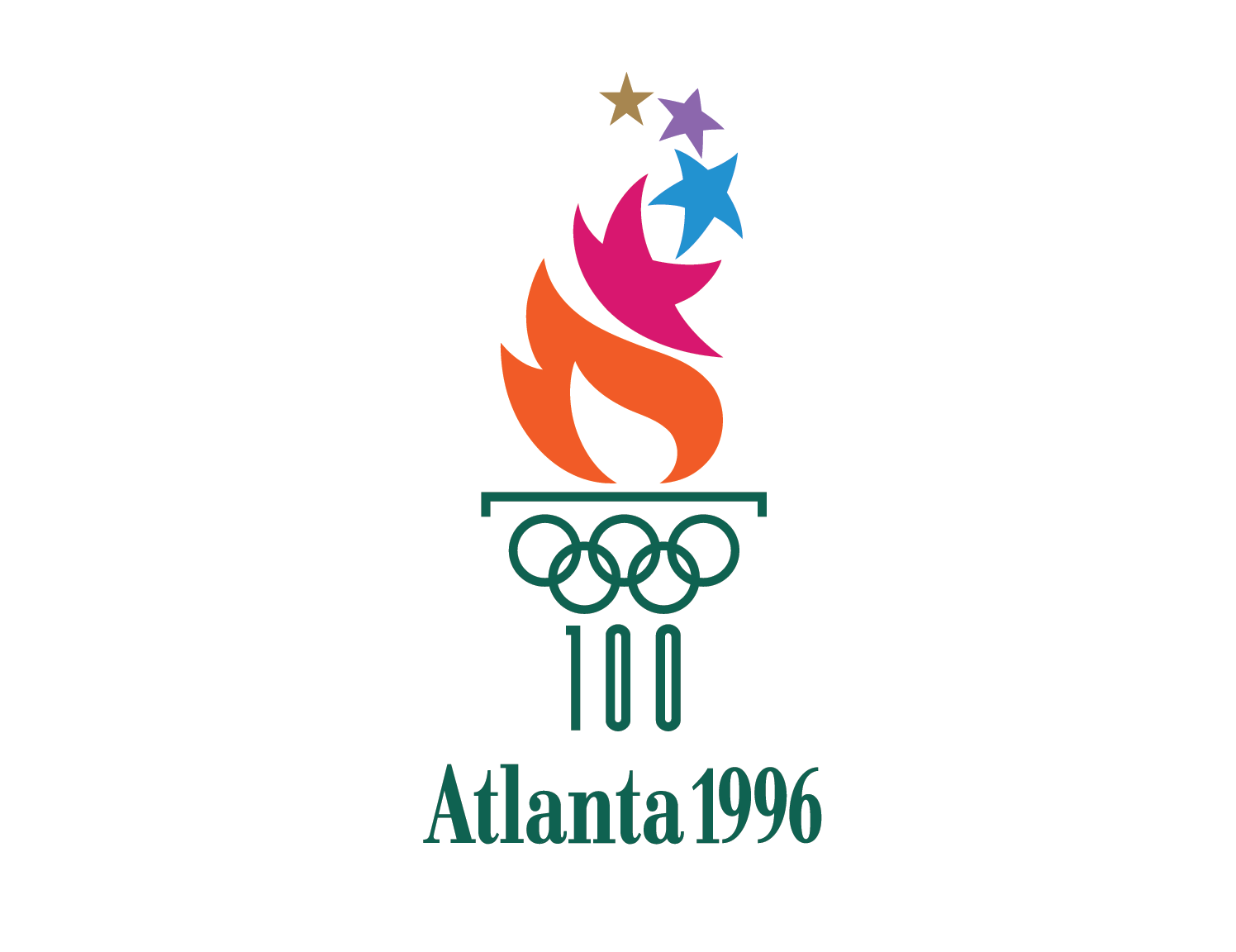 atlanta olympic logo
