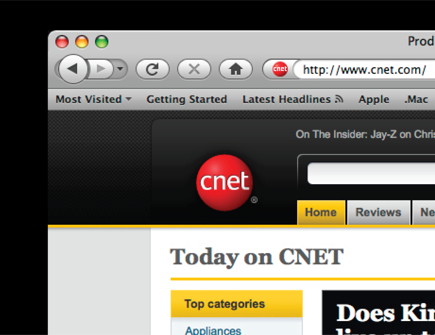 cnet logo example