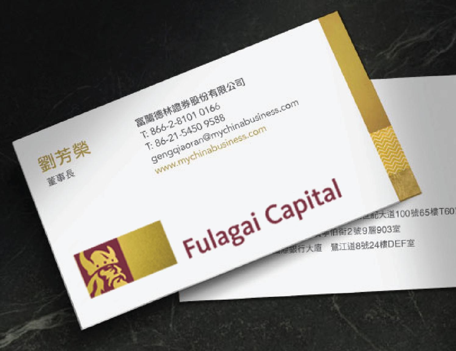 fulagai logo example