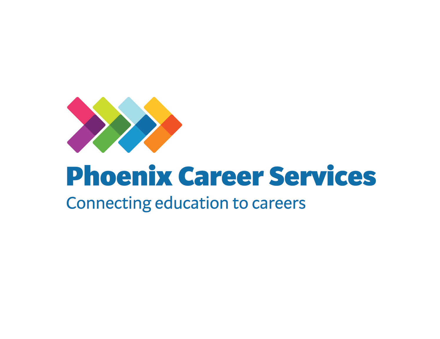 phoenix career services logo