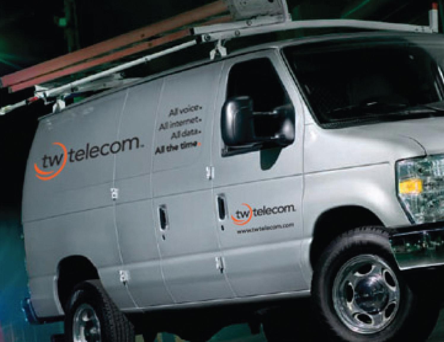 tw telecom logo example