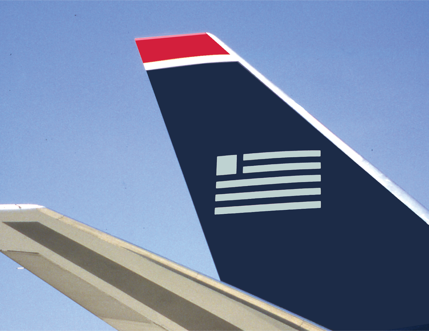 us airways logo example