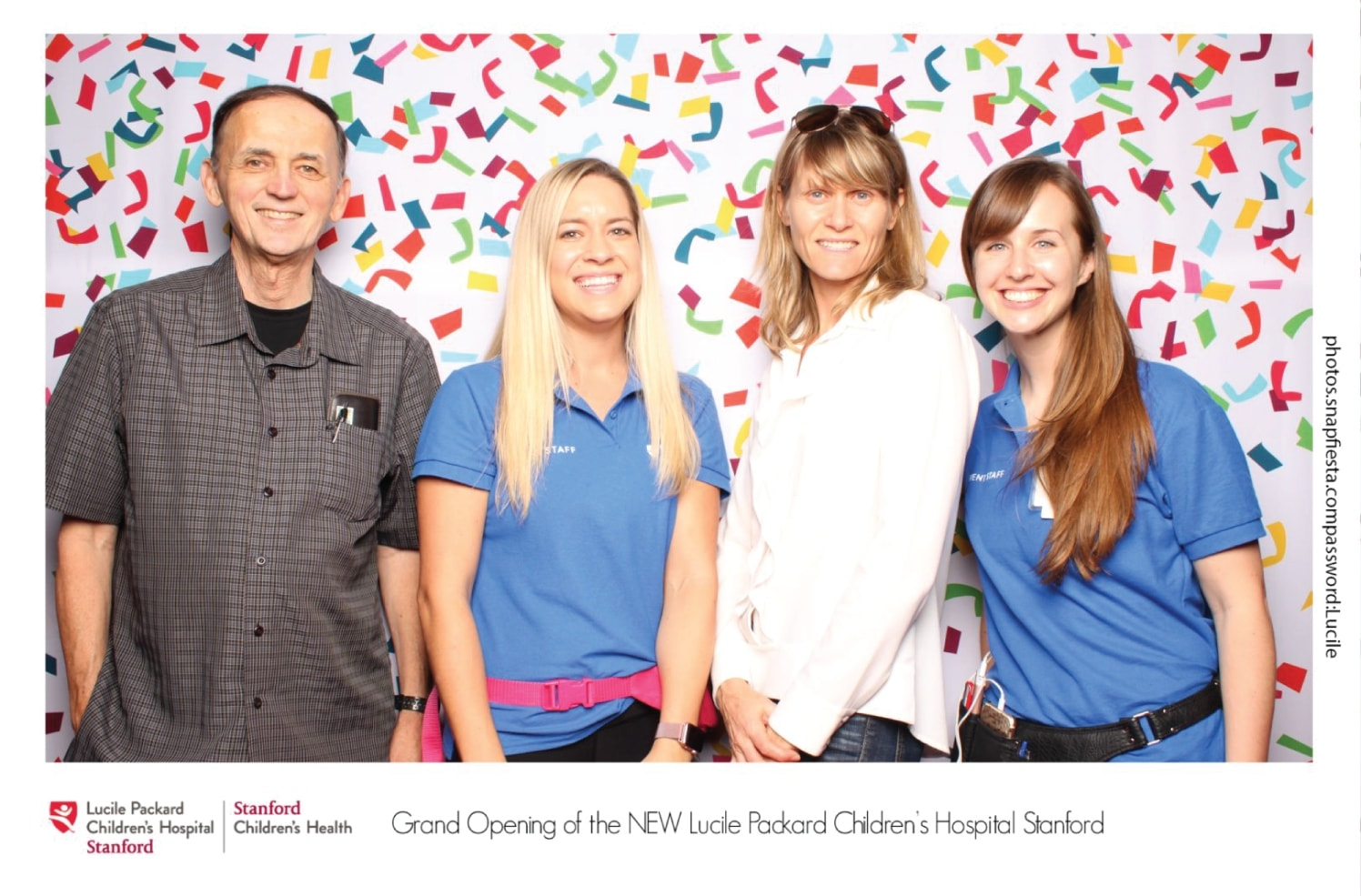 Lucile Packard Children S Hospital Stanford Grand Opening