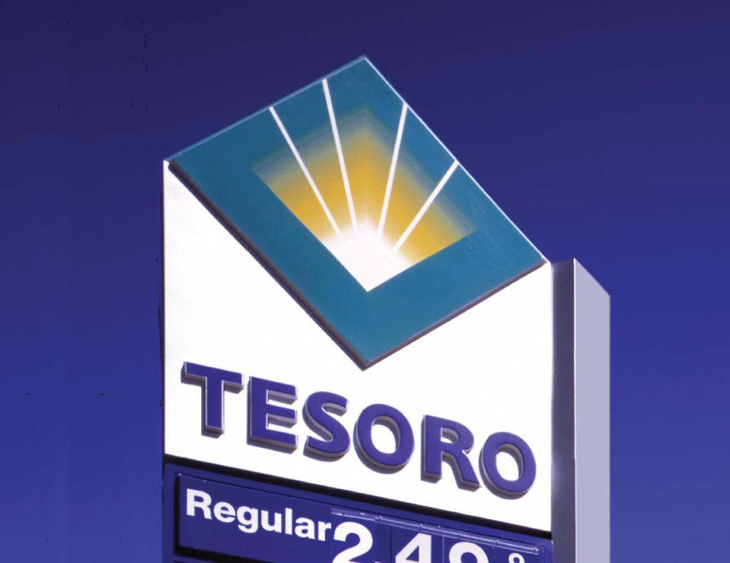 tesoro logo example